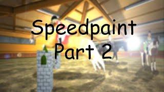 StarStable - Speedpaint - Naomi Kittengirl - Part 2 thumbnail