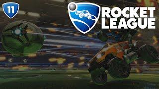 Takie meczyki to my lubimy :D  - Rocket League #11