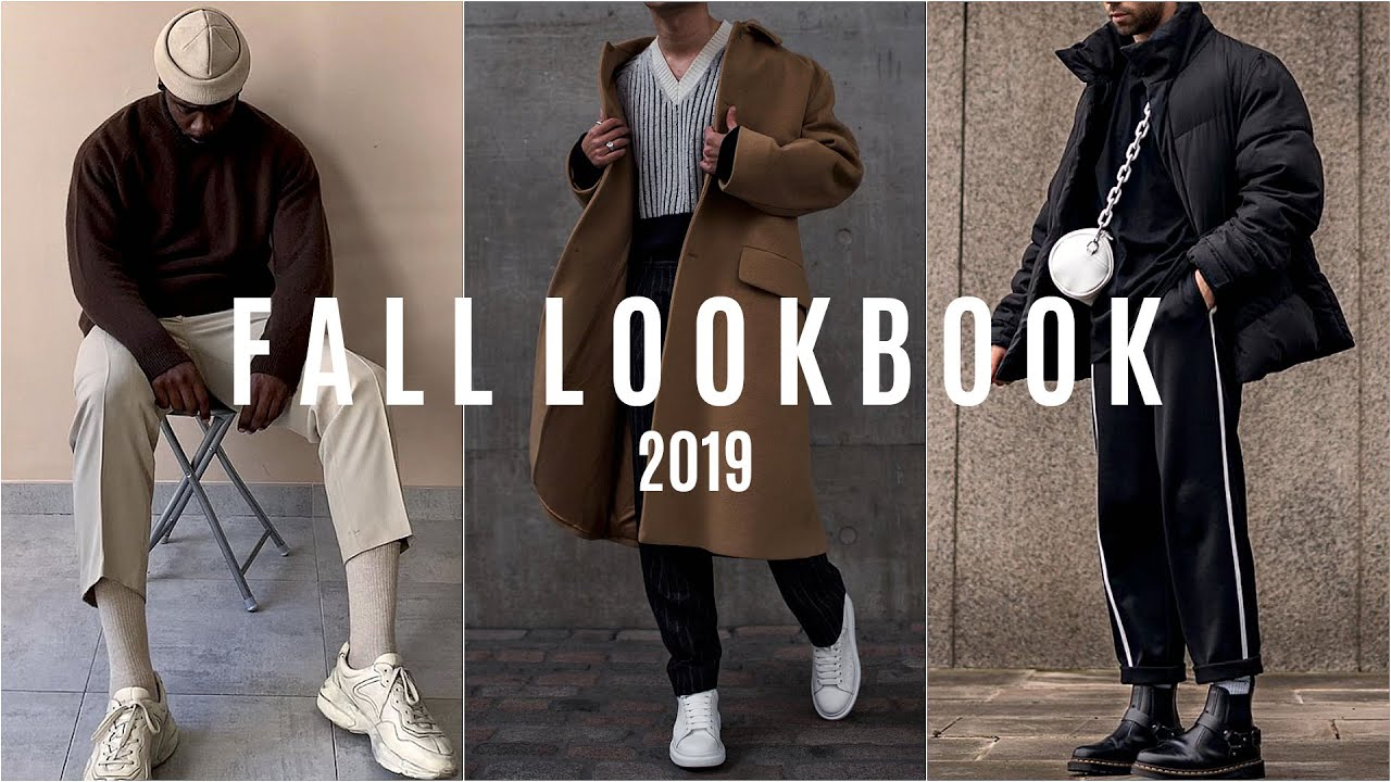 [VIDEO] - Fall Lookbook: 6 Influencers, 6 Outfits 1
