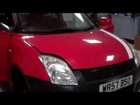 How to fix No Power to radio fuse problem on Suzuki Swift Mk2 - YouTubeYouTube
