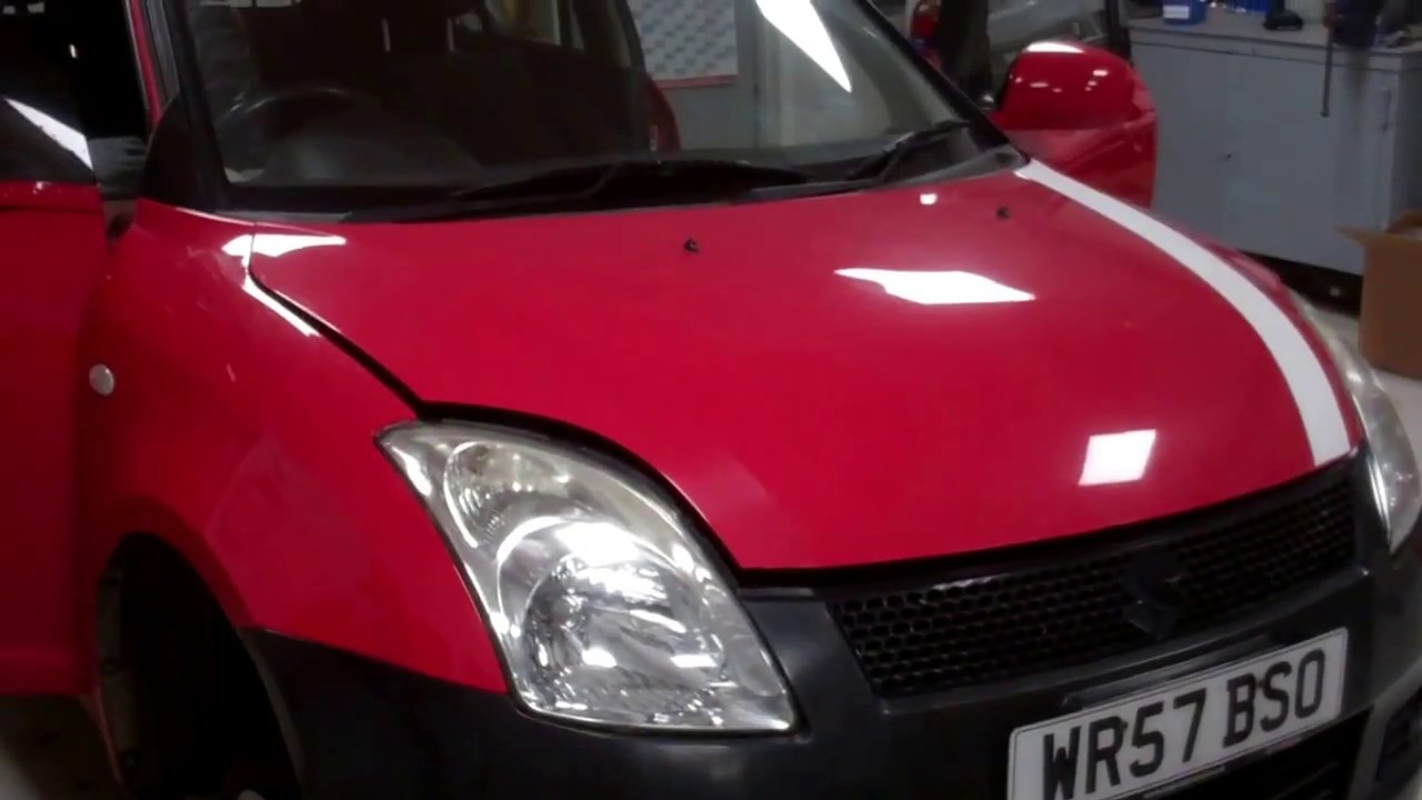 how to fix no power to radio fuse problem on suzuki swift mk2 youtubehow to fix [ 1280 x 720 Pixel ]