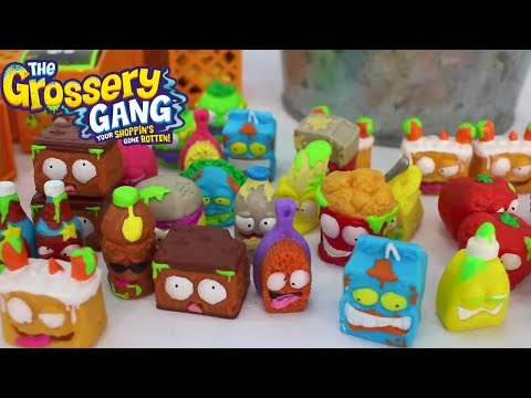 Grossery Gang | GROSSERY GANG MOLDY CHIP | Toys For Children | Toy Unboxing