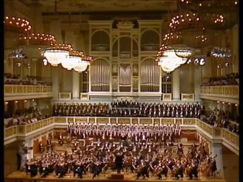 Ode to Freedom - Beethoven: Symphony No. 9 - IV. Allegro assai vivace · Bernstein
