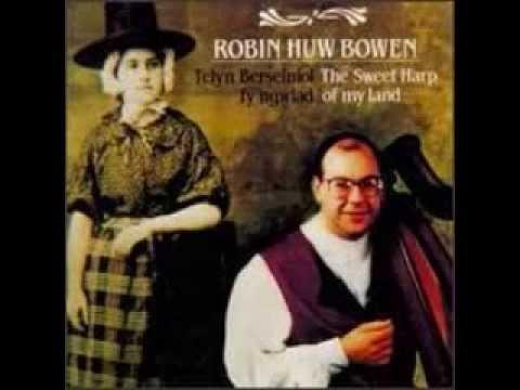 Robin Huw Bowen The Sweet Harp of My Land - 'The Bells of Aberdyfi' Welsh Harp