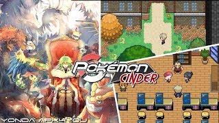 New Pokemon Game! Pokemon Black Cinder - Gameplay
