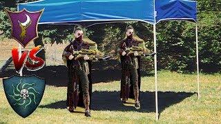 Dark Elves vs Vampire Coast | THROWING SHADE - Total War Warhammer 2