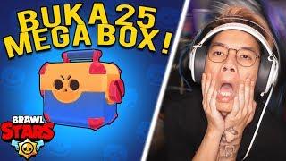 BUKA 25 MEGA BOX !! - Brawl Stars Indonesia