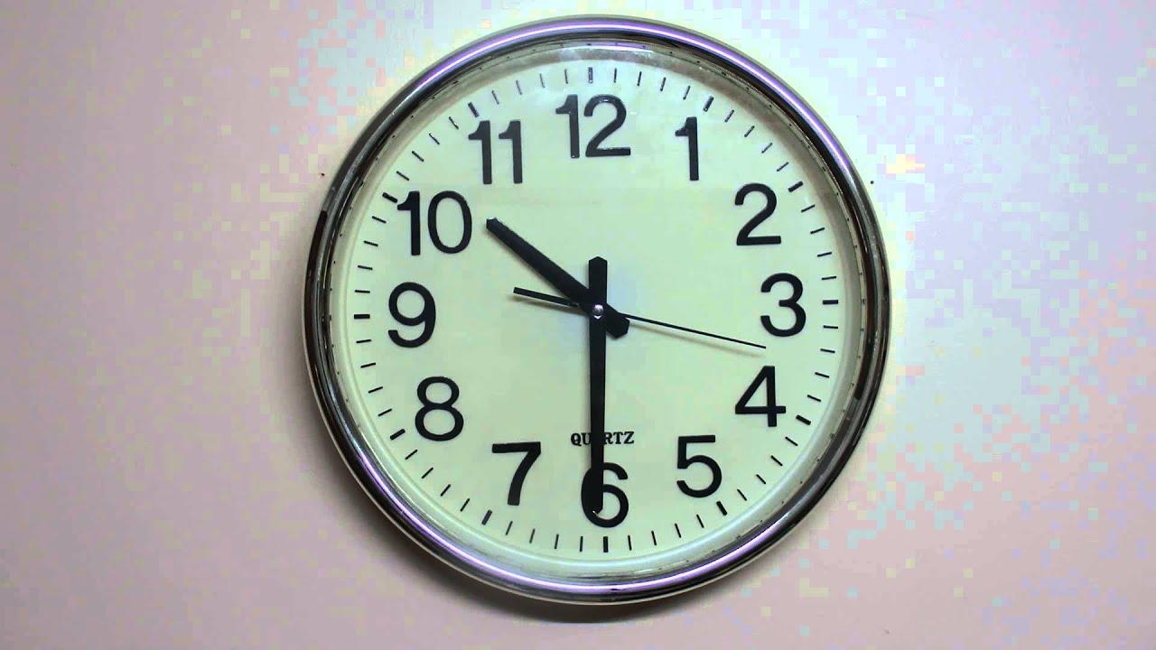 how to make clock tick quieter