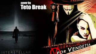 evey reborn v for vendetta interstellar trailer 2 music cover by teto break