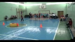 видео Спортивные эстафеты для детей