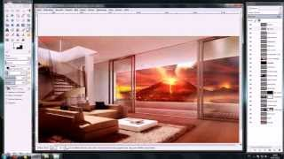 DownFlex : Speedart #01 - Luxus Suite [GIMP]
