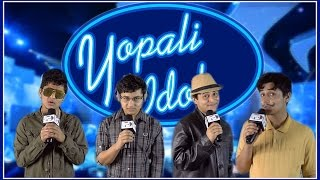 Nepali Idol - Audition  (Parody)