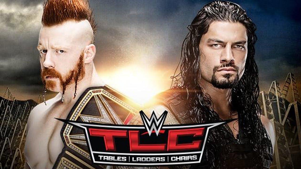 WWE TLC 2015 - Match Card, Rumors, Predictions & Possible