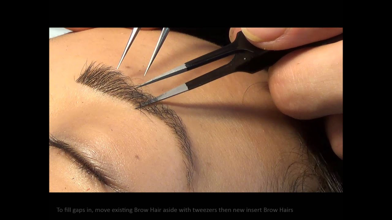 Studiolash Eyebrow Extensions Eyebrow Henna Youtube