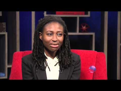 Author Helen Oyeyemi Interview