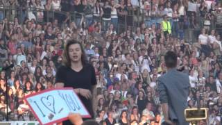 Midnight Memories - One Direction - OTRA - Brussels 13/06/2015
