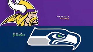 Vikings vs Seahawks Week 14 MNF Highlights