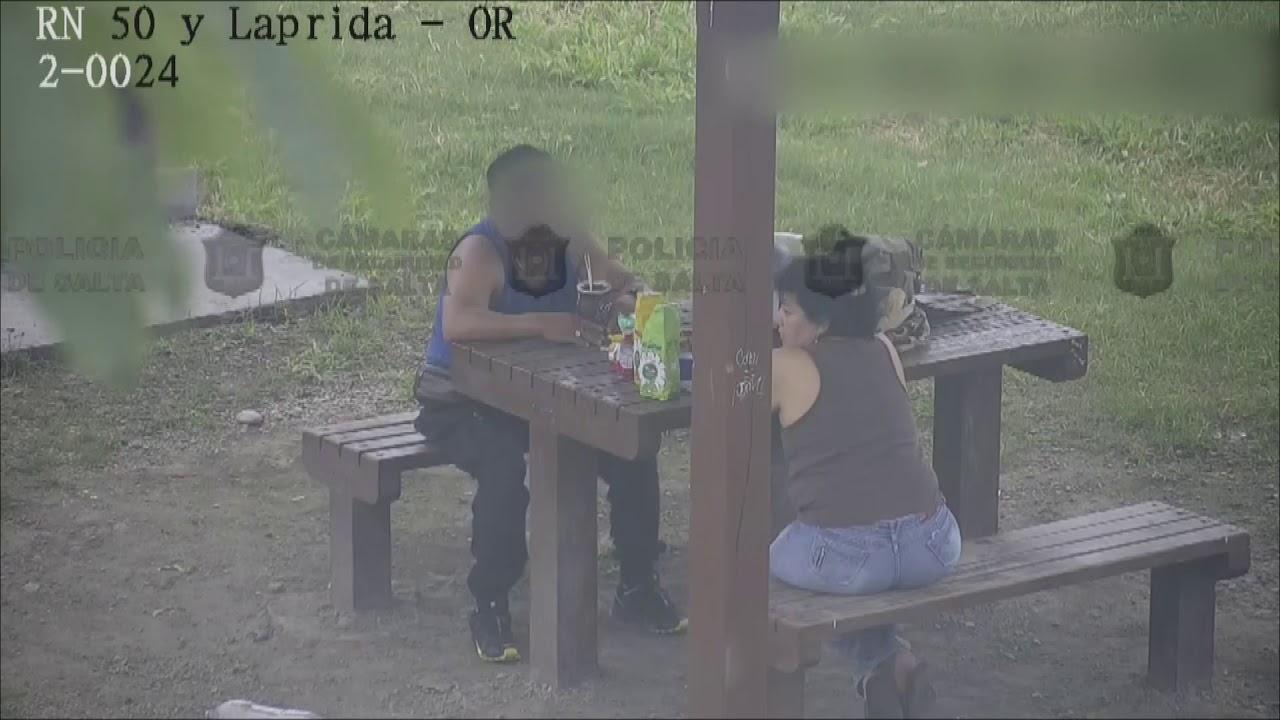 Oran pareja violó la cuarentena