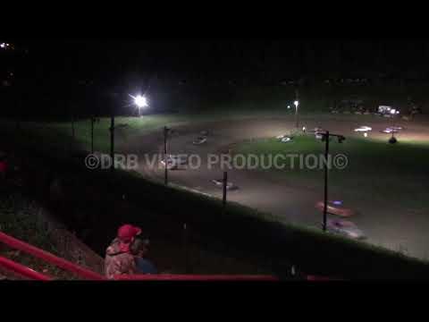 Hidden Valley Speedway $300 4 Cylinder Feature 5-11-19