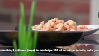 Bobó de camarão com purê de mandioca – Chef Fraga