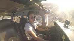 First Solo Flight In Goodyear Arizona (KGYR)