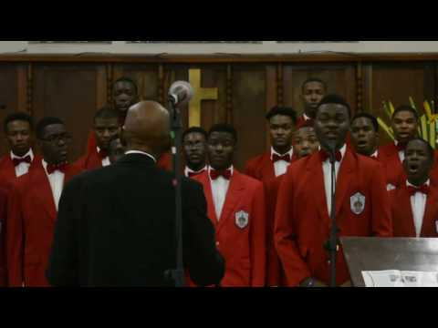 "The Mona Campus Male Chorus "" A Song Of Peace""."