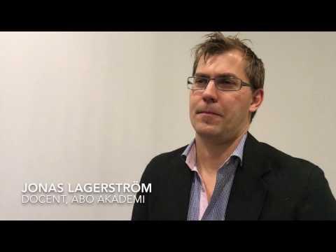 Hur kommer arbetsmarknaden att förändras? Jonas Lagerström, Åbo Akademi