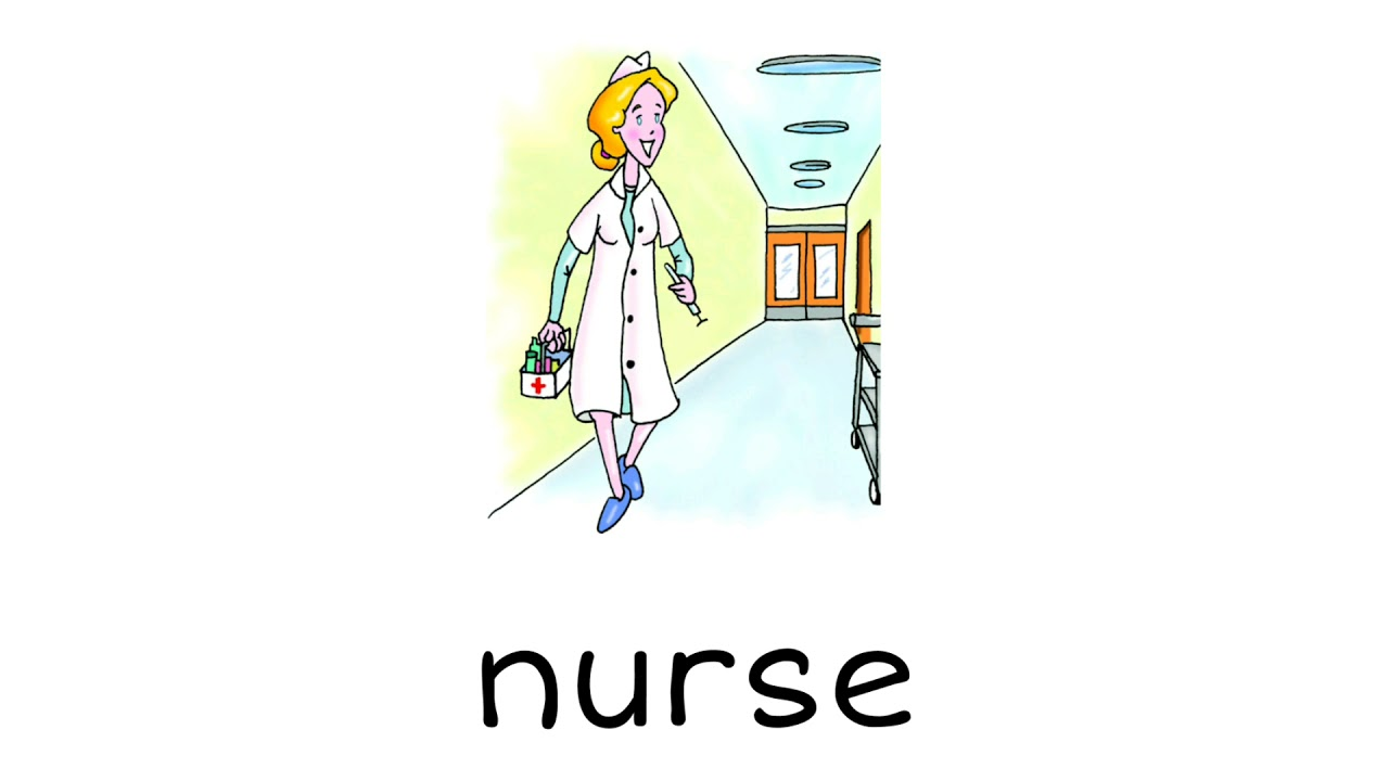 How to Pronounce Nurse in British English