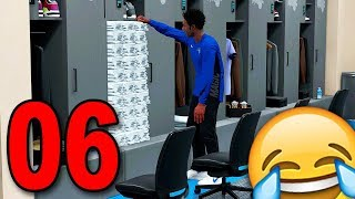 NBA 2K18 My Player Career - Part 6 - Locker Room Pranks