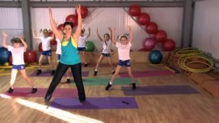 Школа Танцев. Выпуск 1 (оздоровительная аэробика)