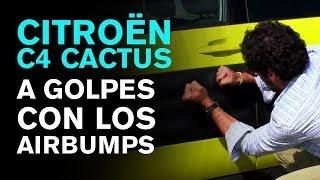 Vídeo prueba TV. Citroën Cactus. Diversión antiestrés