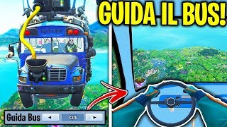 Here's WHAT a HACKER can do on FORTNITE! AMAZING! Fortnite Best Moments ITA