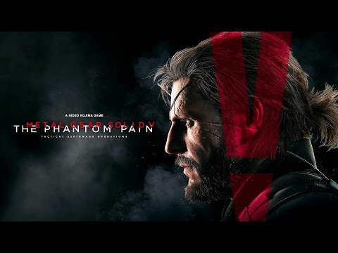 METAL GEAR SOLID V: THE PHANTOM PAIN Footprints of Phantoms Наперстянка (желтая)