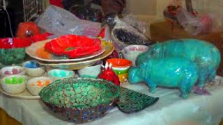 Ювелирная выставка - продажа  в Москве - 3 Jewellery exhibition - sale in Moscow ジュエリー展示即売会  珠宝展览和出售
