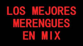 MERENGUES MIX VOL.3 dj javier