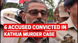Breaking News: Six convicted by Pathankot court in Kathua rape and murder case