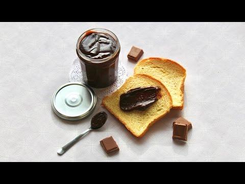 nutella maison recette facile nutella recipe youtube