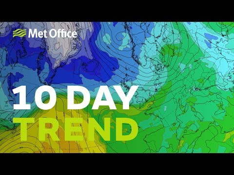 How long will this cold spell last? Alex Deakin has the long range trend.