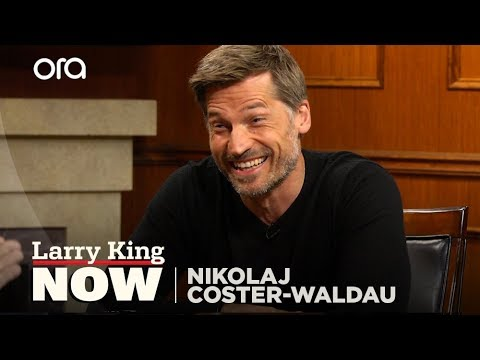 If You Only Knew: Nikolaj CosterWaldau  Larry King Now  Ora.TV