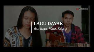 Download Lagu Aan Baget// Masih Sayang// Video Lirik //Cover by Melen mp3