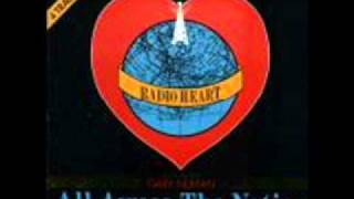 Watch Radio Heart All Across The Nation feat Gary Numan video