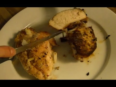 How To Bake A Chicken Breast How Long
