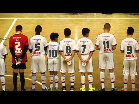 26th Mondial U13 Futsal Final - Olympique Lyonnais vs. FC Bale 1893 - France 2015