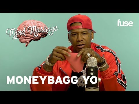 MoneybaggYo Does ASMR with Champagne Talks 43VA HEARTLESS and Family  Mind Massage  Fuse
