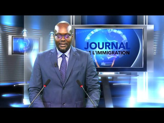 Le Journal Télévisé sur l'Immigration