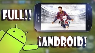 Descargar e Instalar FIFA 14 Full! Android
