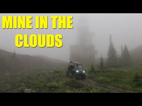 Mine In The Clouds - Benbow In Montana