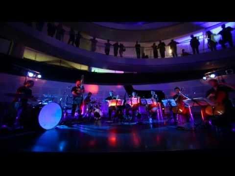 Nik Bärtsch MOBILE EXTENDED Live 2014 Enjoy Jazz Festival