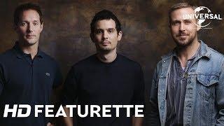 First Man / Rencontre Thomas Pesquet, Damien Chazelle et Ryan Gosling