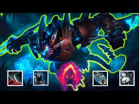 Rengar Montage 8 - Best Rengar Plays | League Of Legends Mid